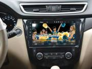 Nissan Qashqai car radio aftermarket android APP wifi gps 3G Apple CarPlay