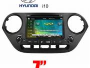 Hyundai i10 2015 2016 Car Radio auto camera DVD GPS navigation