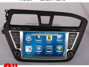 Hyundai i20 Car Radio Stereo camera DVD Player GPS navigation