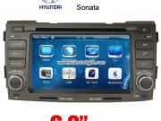 Hyundai Sonata 2007-2011 Car Radio Stereo camera DVD GPS navigation