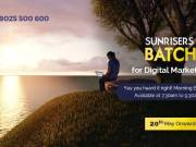 Sun Risers Digital Marketing Batch Classes by Zuan Education