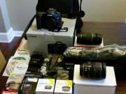 Canon EOS 5D Mark III,Nikon D90 Digital SLR Camera