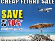 CHEAP FLIGHT TICKETS TO ANYWHERE 70% OFF SALES