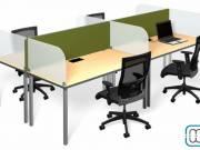 Shop for Desk Dividers for Offices Online at Merge Works