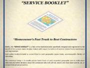 American Homeowner's Fast Track to Best Contractors! (Better Home Project Choices)