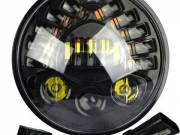 Buy 7 Inch Led Motorcycle Projector Daymaker Headlight