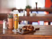German Sausage, Food and Beer in Long Beach at RasselBock