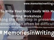 Learn To Write Your Story Easily With Memoir Writing Workshops