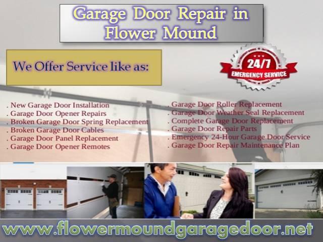 Best Garage Door Opener Repair 75022 Start Only 2595 Flower