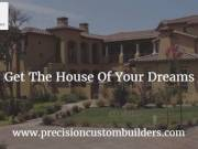 Get Custom Home Builders Services In Placerville, CA