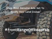 Shop Most Genuine Axle Set To Modify Your Land Cruiser