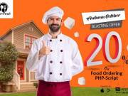 The best offer from food delivery clone script