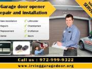 Specialist Garage Door Repair & Replacement Service $25.95 | Irving Dallas, 75039 TX