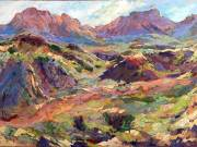 Buy Dynamic Landscape Paintings At Cynthia Rosen Online