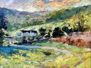 Get Unique Contemporary Fine Art Landscape Painting