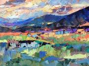 Buy Paintings From Award Winning Modern Landscape Painter