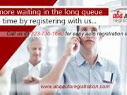 Providing DMV Services in California.