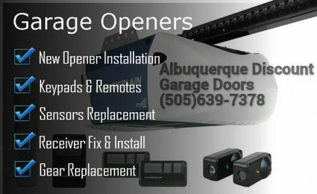 Albuquerque Discount Garage Door   Albuquerque   Construction, Renovation