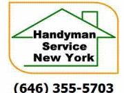 Handyman, Midtown West East Side, Manhattan, 646 355 5703, Install, Assemble, Mount, Fix, Repair,