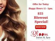 Make Wedenesday Wiser with our Special Blowout Offer