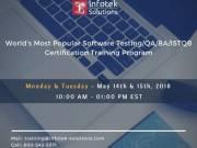 Career Transforming Software Testing, QA/BA, ISTQB Training Program