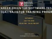 Career Oriented Software Testing, QA/BA , ISTQB Training Program