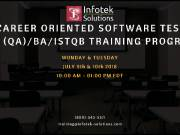 Learn Industry Required Software Testing, QA/BA, ISTQB Training Program