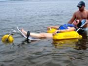 Buy ATR Floating Beach Wheelchair Online
