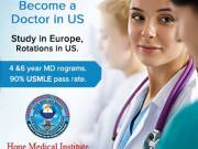 Study Medicine In Europe: Hope Medical Institute