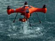 Splash Drone 3 Rescue For Unmanned Works At Urban Drones
