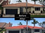 Roof Tile Restoration Irvine
