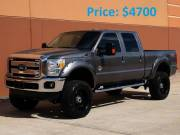 2014 Ford F-250 for $4700