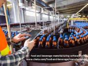Food and Beverage Manufacturing Software Development by Professionals