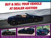 Become a Licensed Auto Dealer or Buy & Sell your Vehicle at Dealer Auction
