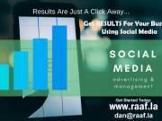 Get RESULTS For Your Business Using Social Media