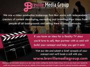 Network  Looking  For  New  Reality/Web-series  Shows  With  Brandable  Concepts