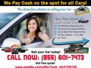 Cash for Your Car Now!