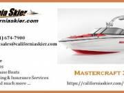 Mastercraft XT23 of XT Series By California Skier
