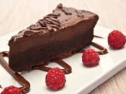 Checkout Healthy Chocolate Cheesecake Recipe By Cancer Specialist