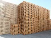New and Recycled Wood Pallets at Garcias Wood Works