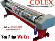 Colex Sharpcut Flatbed Conveyer Cutter | FOTOBA CUTTERS | Elmwood Park 07407 NJ