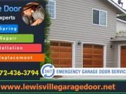 Starting $25.95 | Garage Door Installation 75056 | Lewisville Dallas, 75056 TX