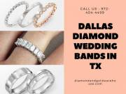 Dallas Diamond Wedding Bands, Anniversary and Wedding Bands in Dallas, TX