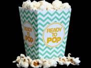 Get 40% Discount on Custom Popcorn Boxes