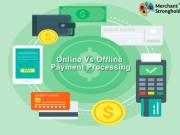 Difference Between Offline and Online Payment Processing