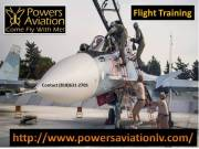 flight school las vegas (818) 631-2705