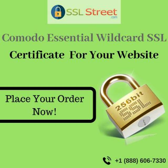 Comodo Essential Wildcard Ssl In Affordable Pricethesslstreet