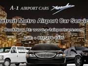 Detroit Airport Taxi Service - a-1airportcars.com