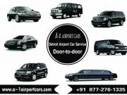 Detroit Airport Town Cars – www.a-1airportcars.com