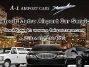Detroit Metro Airport Car Service – A-1airportcars